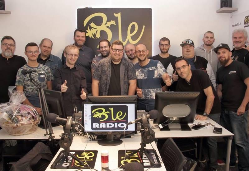BLE Radio team 2018