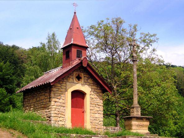 Chapelle des vignes marange