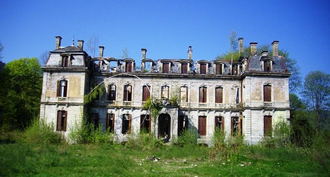 Chateau saulxures sur moselotte 1