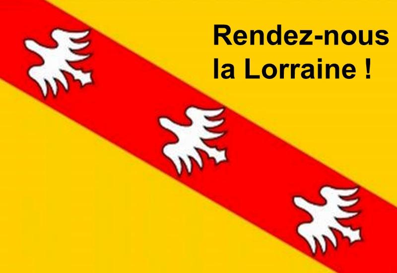 Image rendez nous la Lorraine