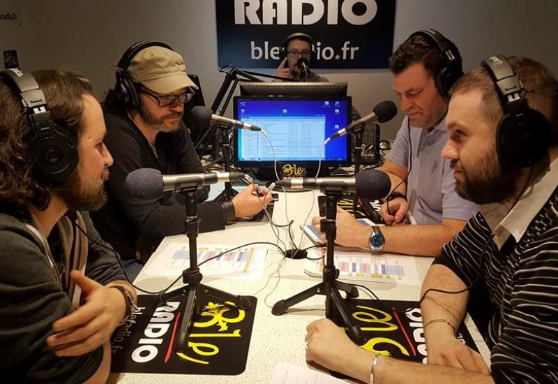 Lancement BLE Radio