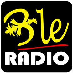 Logo BLE Radio bords arrondis