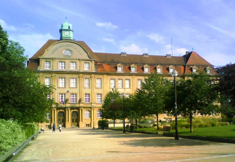Lycee Georges de La Tour Metz