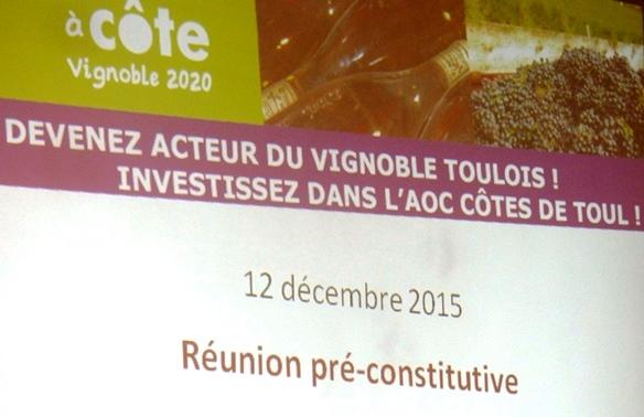 Reunion GFA Côtes de Toul